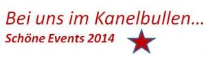 Events in Kanelbullen 2014