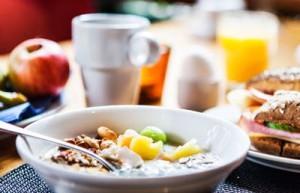 Fruhstuck breakfast