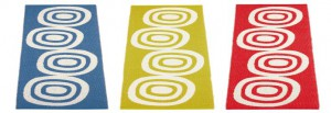 Viskaform Teppich Figure 1