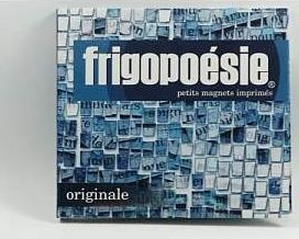 Kylskåpspoesi Französisch Orginal