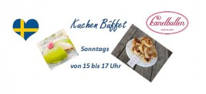 Kanelbullens Kuchenbüffet sonntags FB