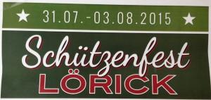 2015 Löricker Schützenfest