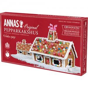 Anna Pepparkakshus Verpackung