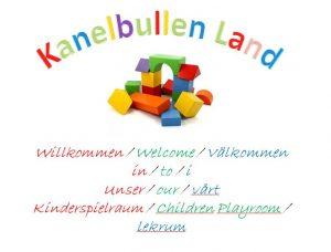 Kinderspiel Ecke in Kanelbullen - Schweden Café Düssekdorf Lörick